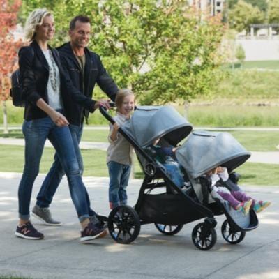 Amazon.com : Baby Jogger City Select LUX, Granite : Baby ...