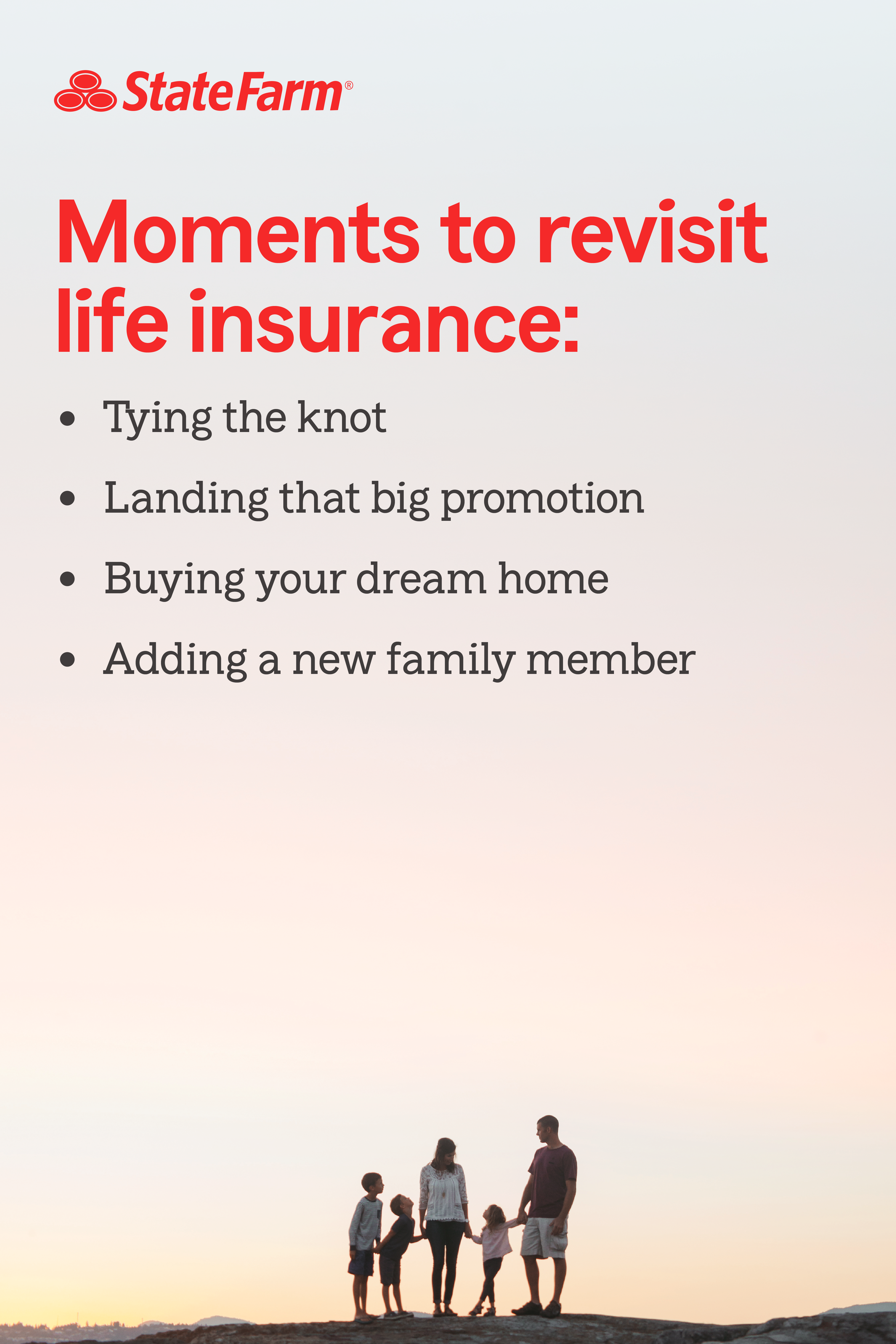 Protect what you're building with life insurance