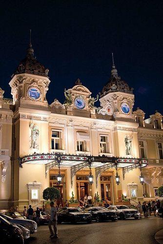 Casino de Monte Carlo, Monaco.  I wish I had kept a token!  Incredible place.  And cars...
