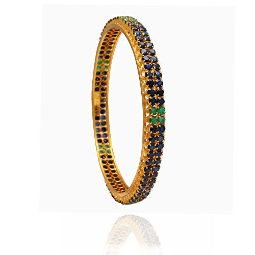 bracelets coloured multi thumb gold white sapphire diamond bangle hinged bangles jewellery