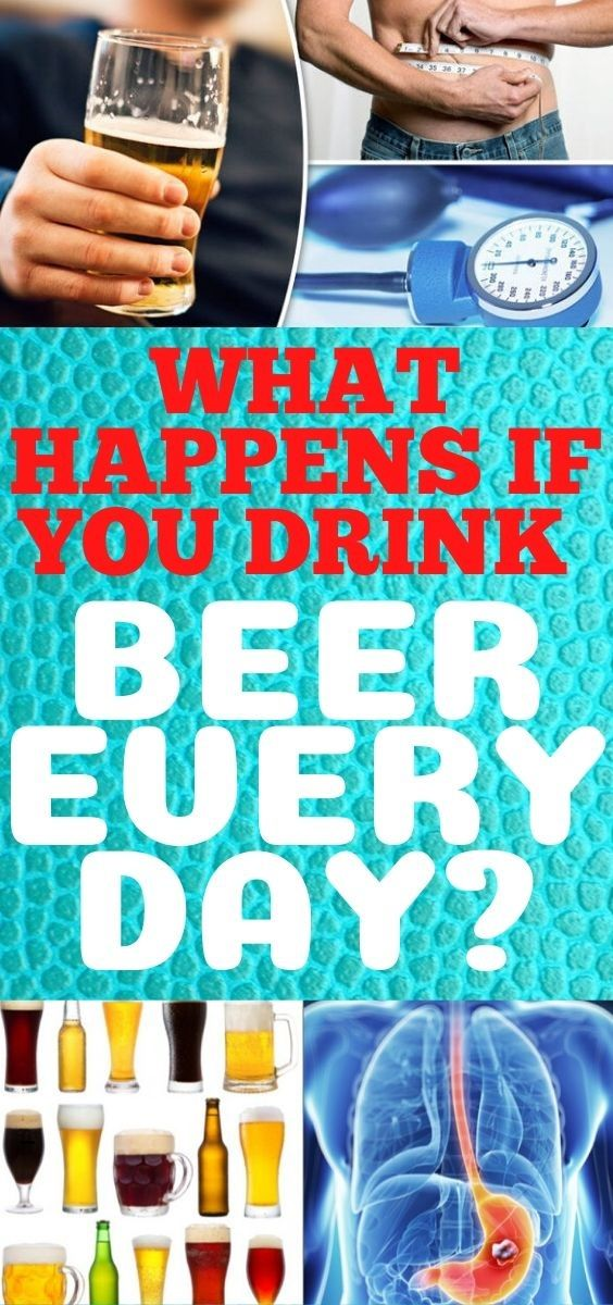 WHAT HAPPENS IF YOU DRINK BEER EVERY DAY in 2020