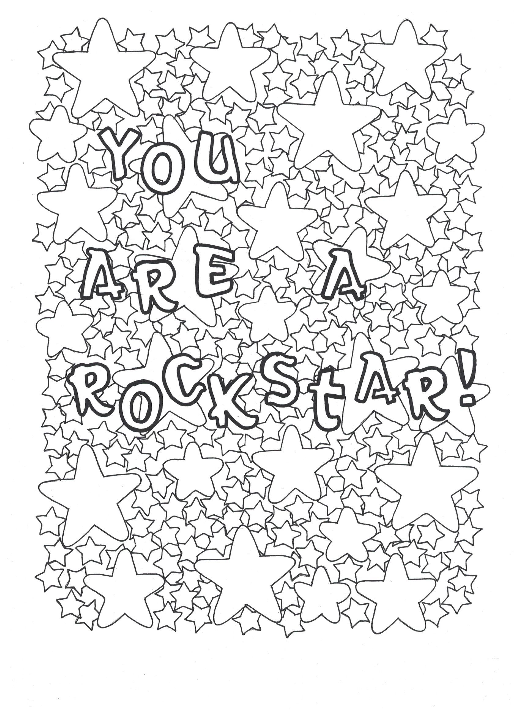 Pin On Self Love Coloring Pages