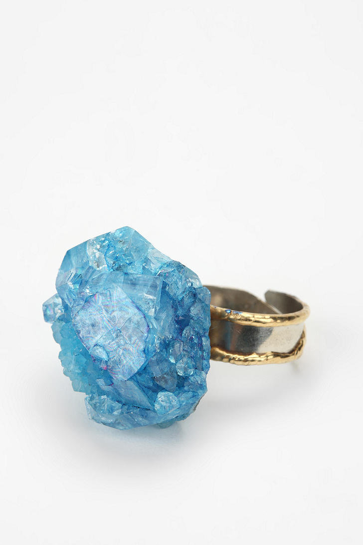 #Urban Outfitters         #ring                     #Blue #Moon #Crystal #Ring                          Blue Moon Crystal Ring                              http://www.seapai.com/product.aspx?PID=1643502