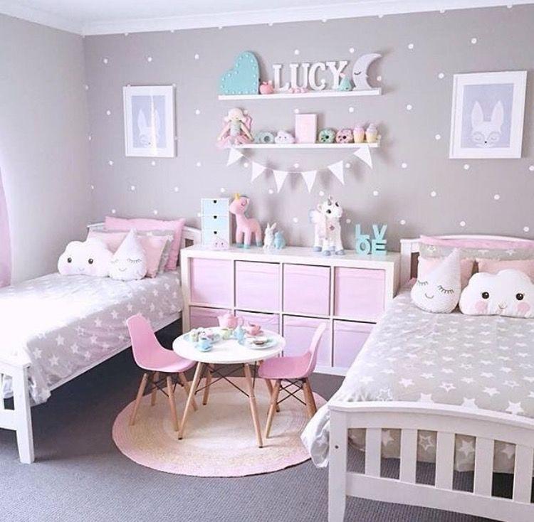 Épinglé par Raquel sur Habitaciones niña | Pinterest