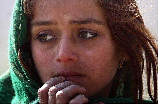 Sharbat Gula Face People Around The World