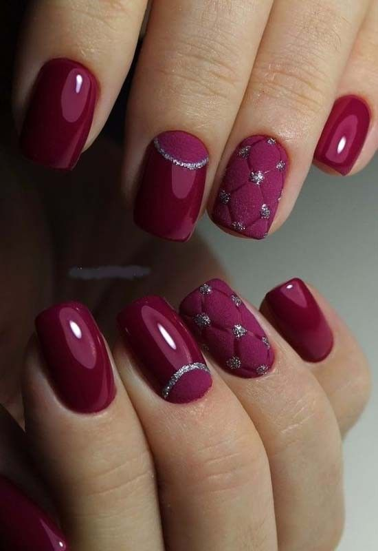 Pin by Shawna Biby on Nails | Pinterest | Fall nail colors, Makeup ...