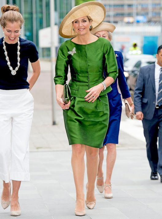 Queen Maxima in NATAN - Opens the 24th WPATH (World Professional  Association for Transgender Health) Symposium @ VU University Medical  Center, Amsterdam, ...