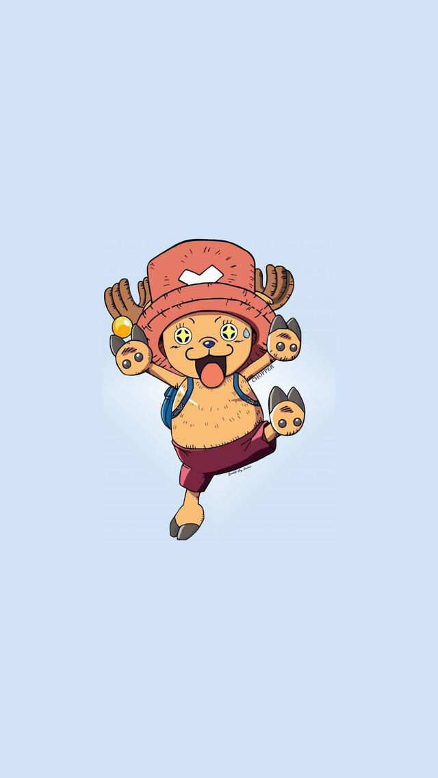 Use live and dynamic wallpapers to add some motion to your phone. Chopper   Iphone wallpaper, Anime, Luffy