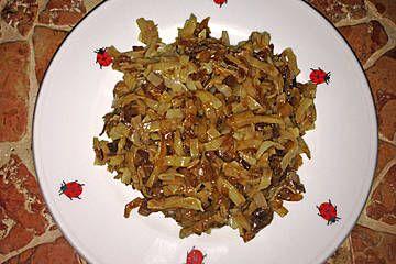 Knusprig gebratene Nudeln (Rezept mit Bild) von bmgkv | Chefkoch.de