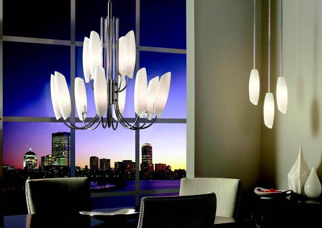 This modern ceiling light fixture is from Lighting EFX in the Cincinnati area. #housetrends & This modern ceiling light fixture is from Lighting EFX in the ... azcodes.com