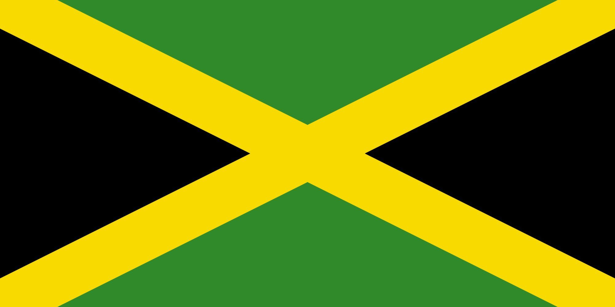 Jamaica Country Flag Jamaica Flag Jamaica Flags Of The World