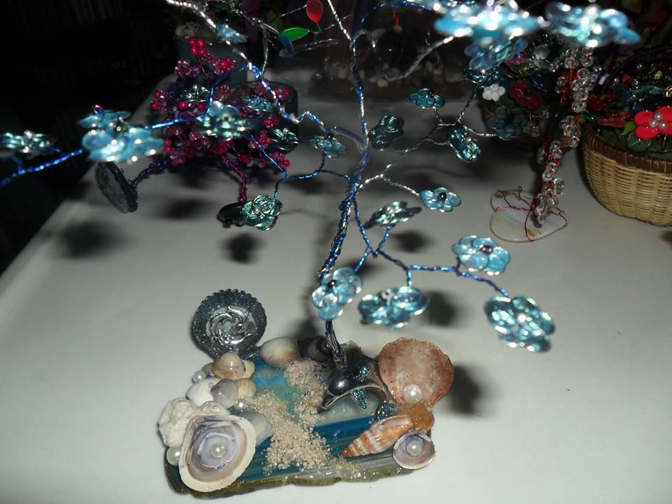 Dolphin's Dream- Unique Creations ~by Leslie