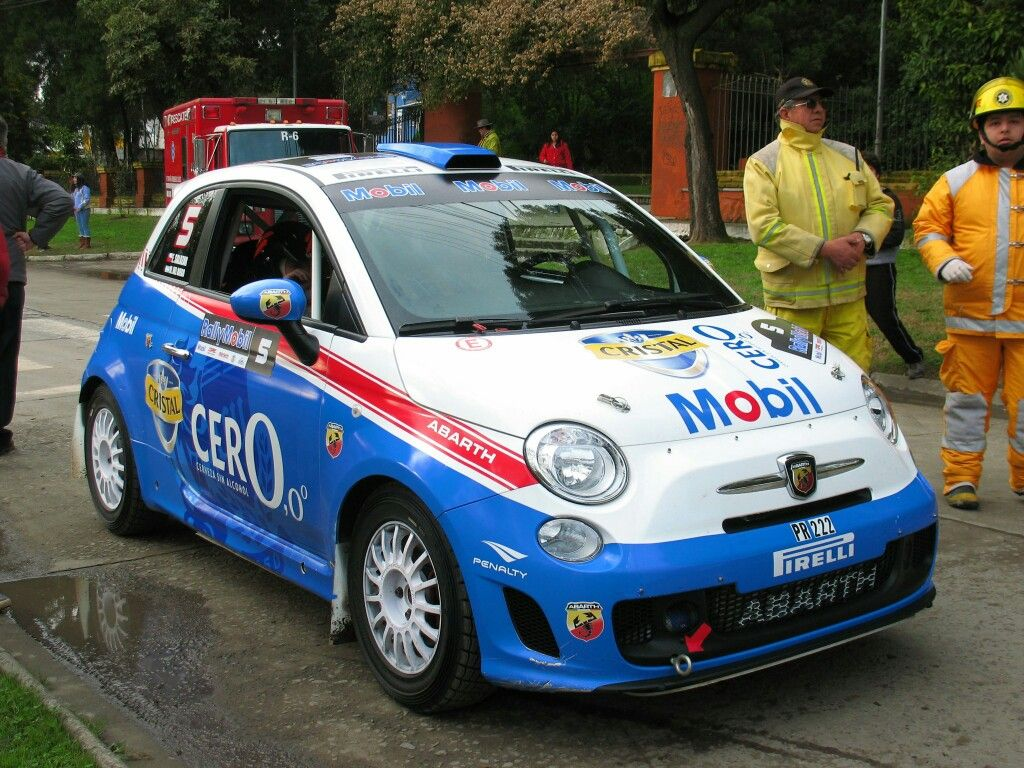 Fiat 500 type 312 abarth r3t racing cars fiat 500 toy