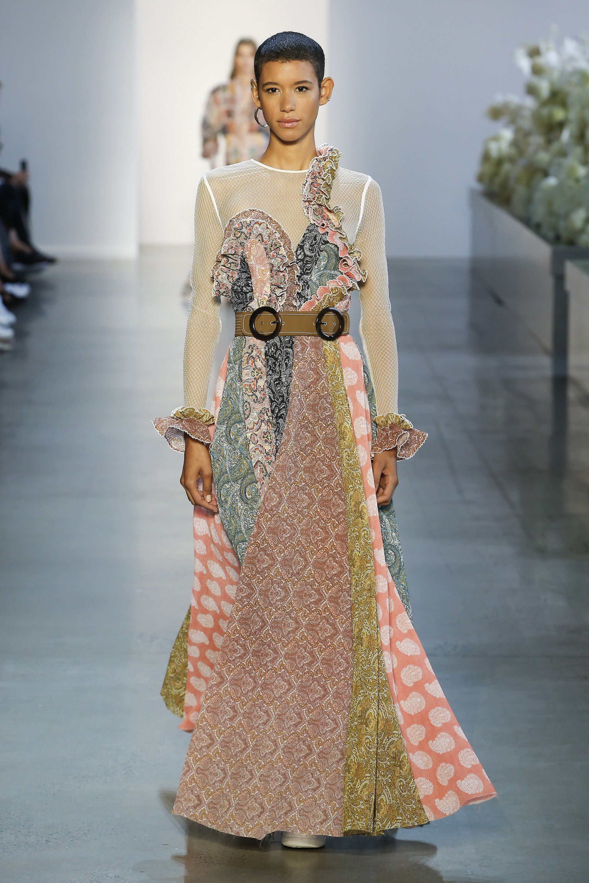 Discussion on this topic: Naeem Khan's Spring 2019 RTW Show Unveiled , naeem-khans-spring-2019-rtw-show-unveiled/