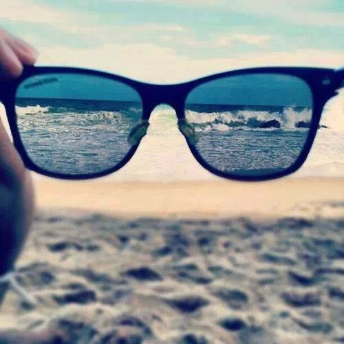 Hay que mirar con claridad,las cosas buenas de la vida !!