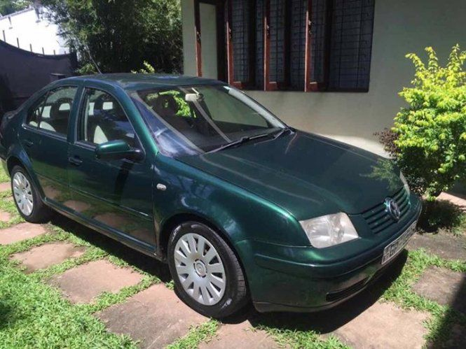 Car Other VW Bora For Sale Sri lanka  2002 Brand New