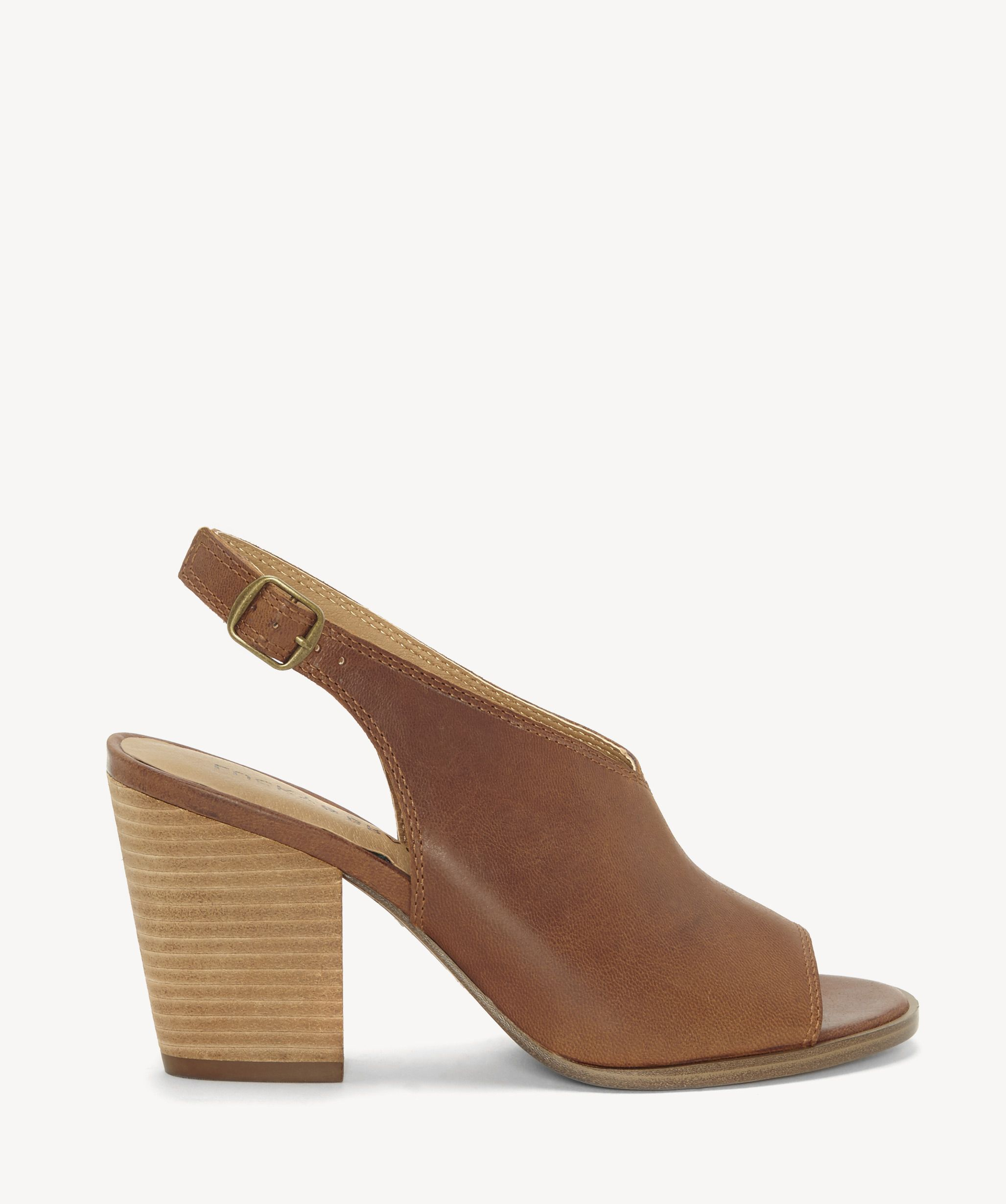 20fea85f77c Lucky Brand Women s Ovrandie Slingback Sandals In Color  Toffee
