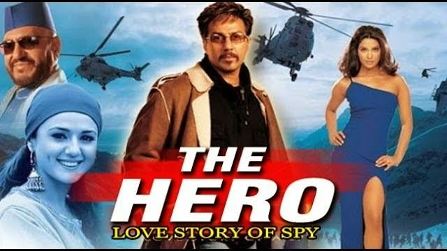 the hero love story of a spy 3gp movie