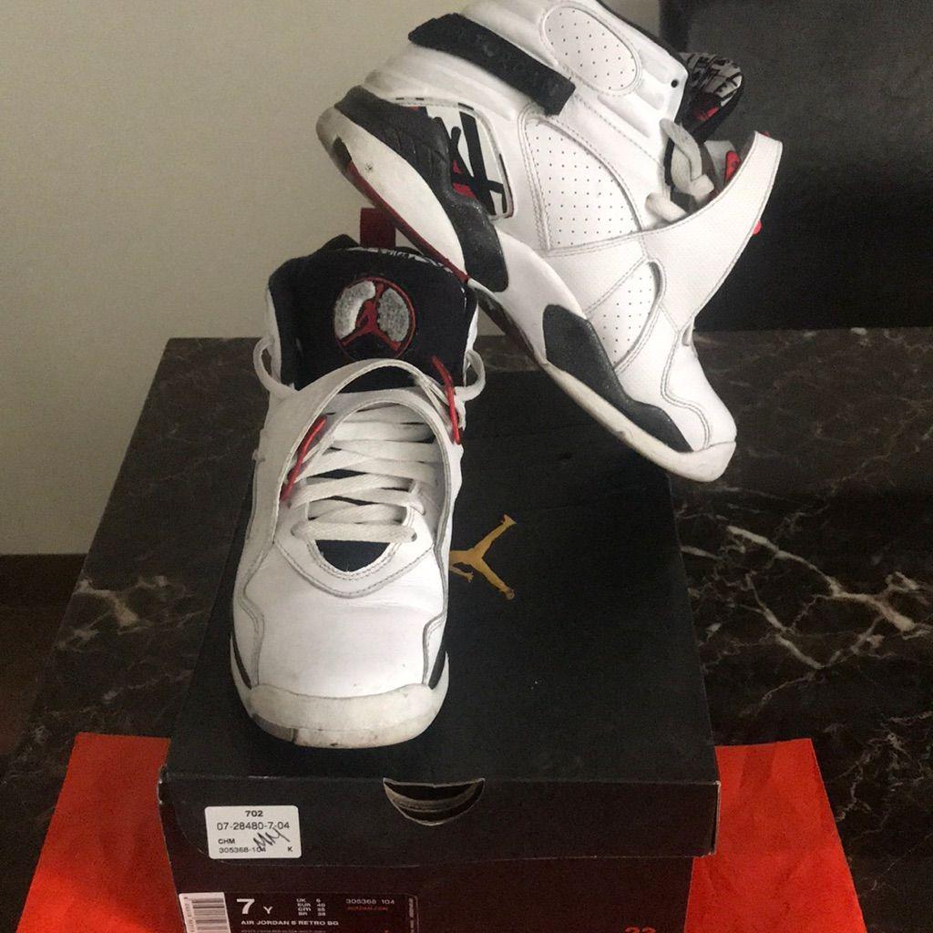 Jordan Shoes   Mens Air Jordan Retro 8