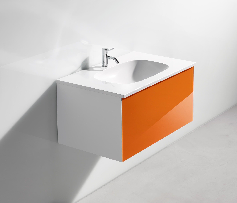 Designer Vanity Units For Bathroom Beauteous M 40 Unterschrank  Designer Vanity Units From Hewi ✓ All Decorating Design