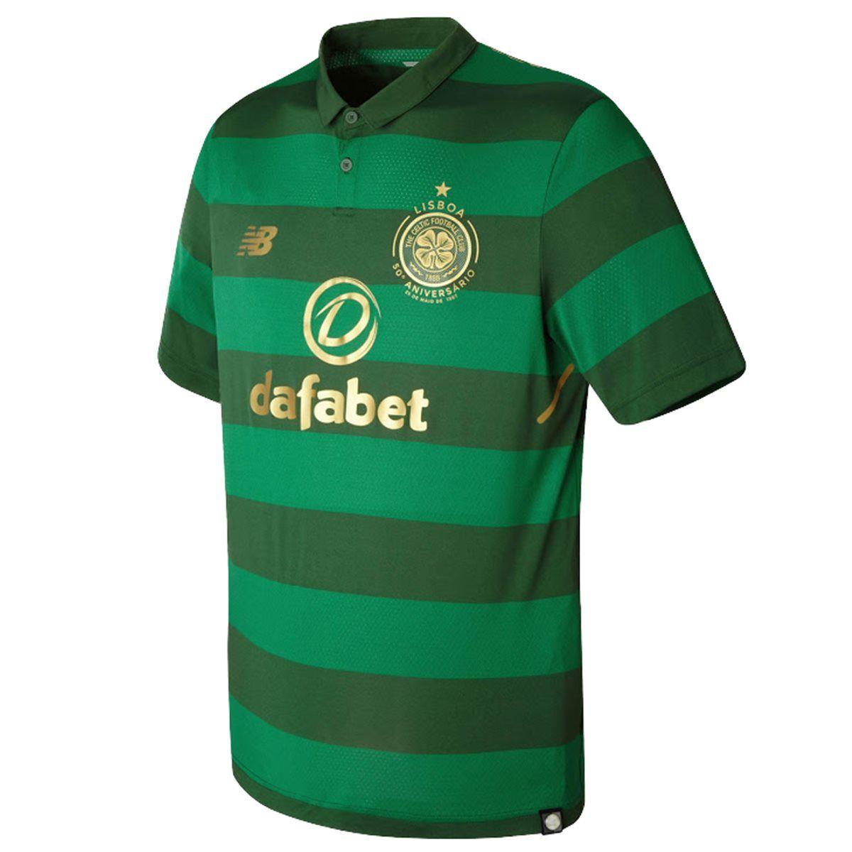 New Balance Celtic Away Jersey 17/18   Maglia da calcio, Maglie ...