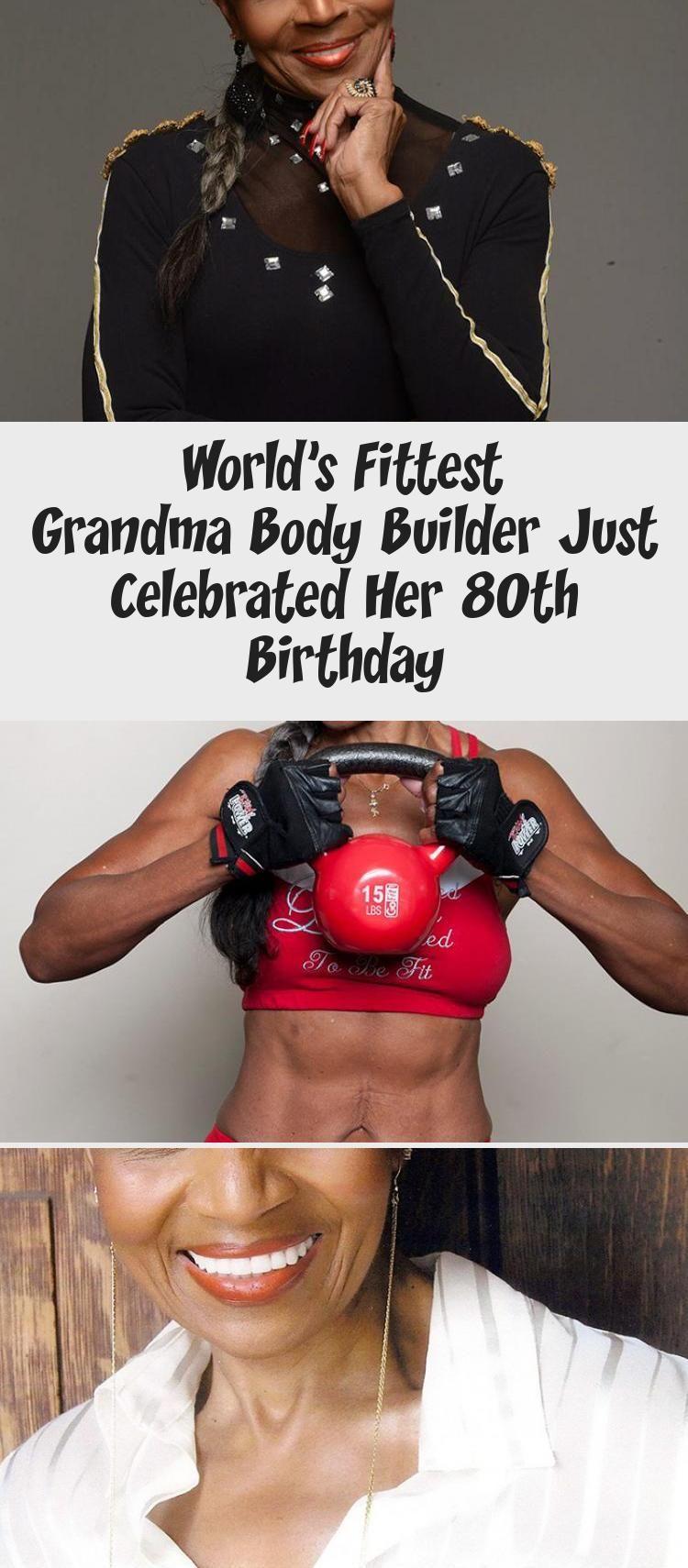 Australias fittest grandma: The 75yo bodybuilders