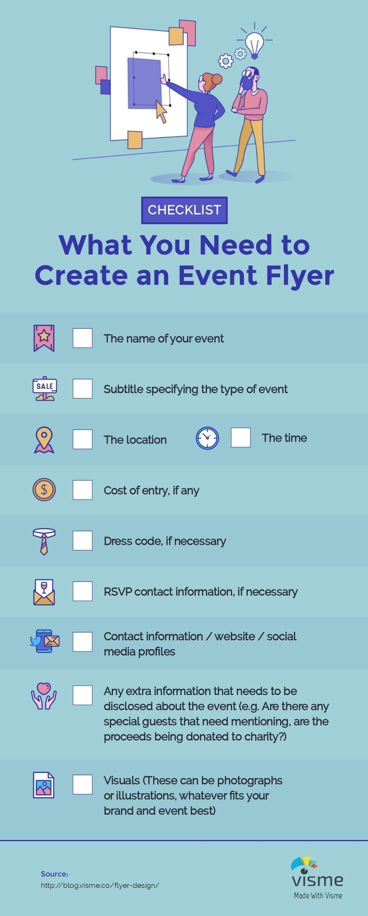 How to Create an EyeCatching Flyer (Even if You're Not a