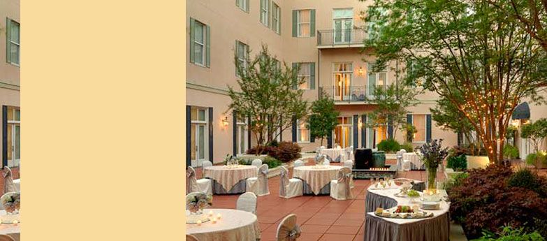 New Orleans French Quarter Hotel - Chateau Bourbon, A Wyndham Historic Hotel