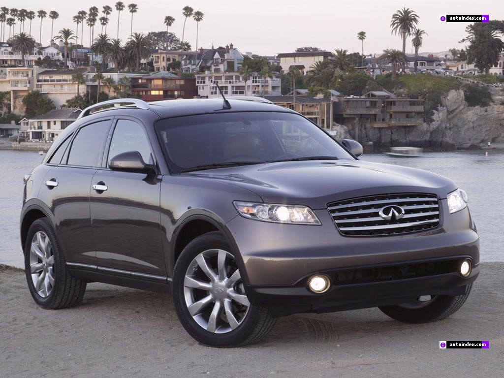 My Old Infiniti Fx 35 I Loved This Car Infiniti Fx35 Infiniti