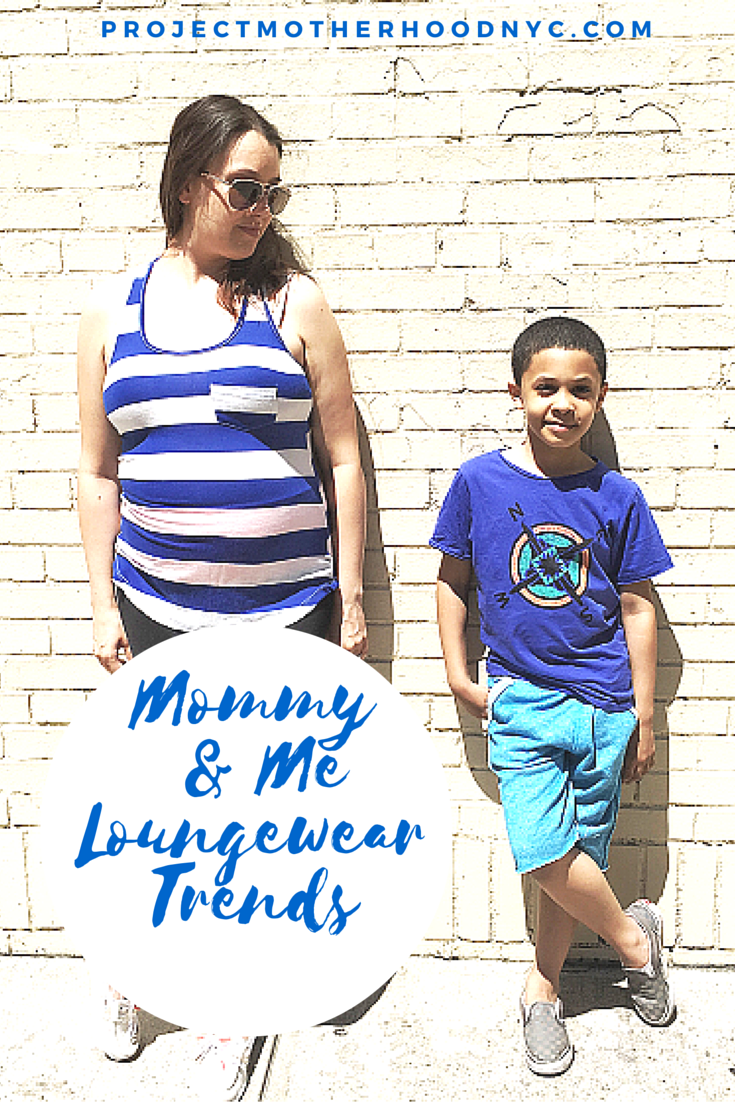 Kid Fashion: Color coordinated loungewear is super hot for mama and littles this season - sharing all of our favorites, plus a little update on Baby C & a giveaway from @cheerily_co! Loungewear favorites from @appaman  & @pinkblushmat