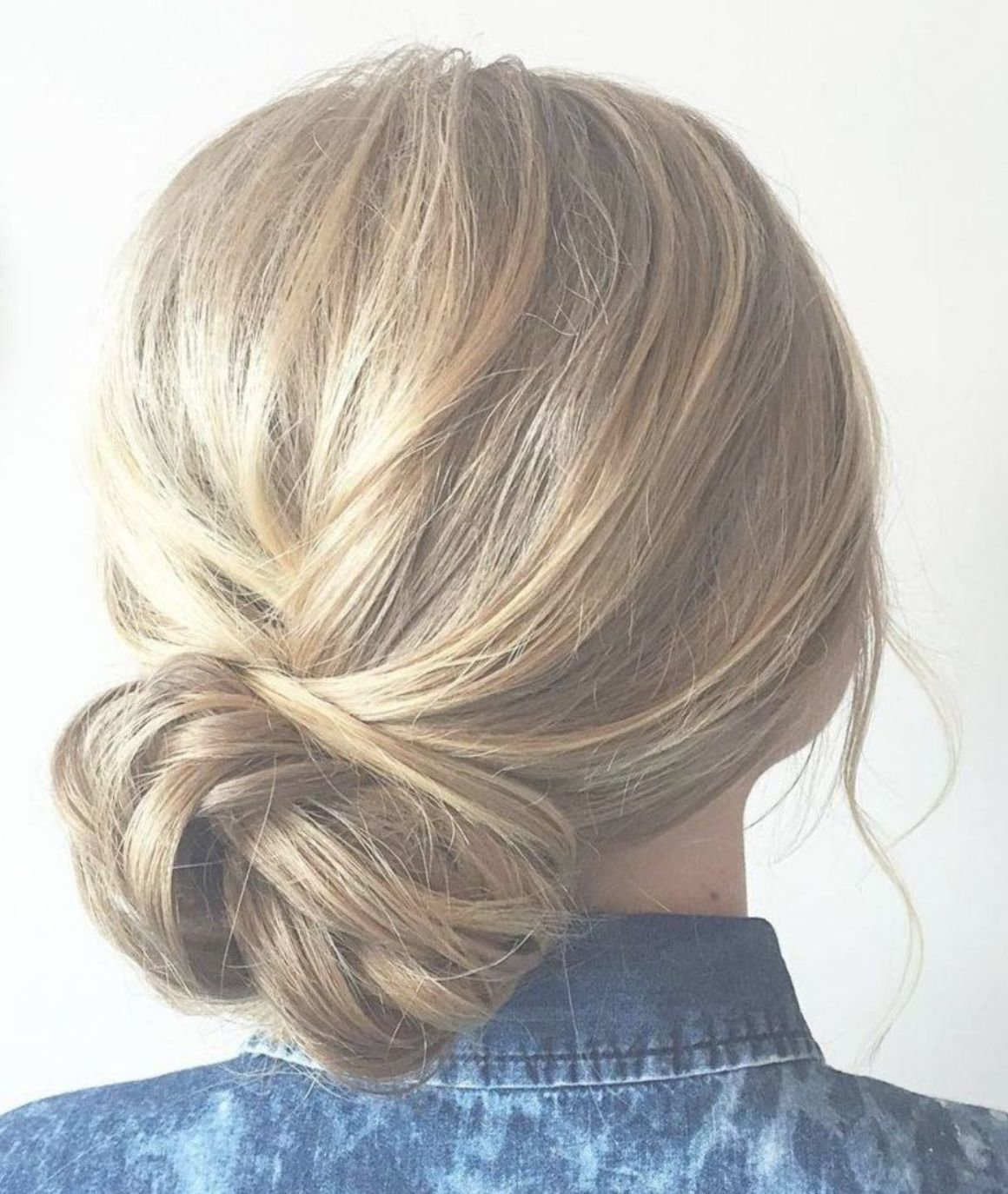 10 Low Side Bun For Thin Hair Thin Hair Updo Side Bun Hairstyles Side Bun Updo