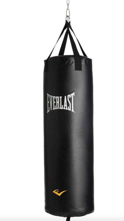 Everlast Boxing Heavy Bag Mma Fitness