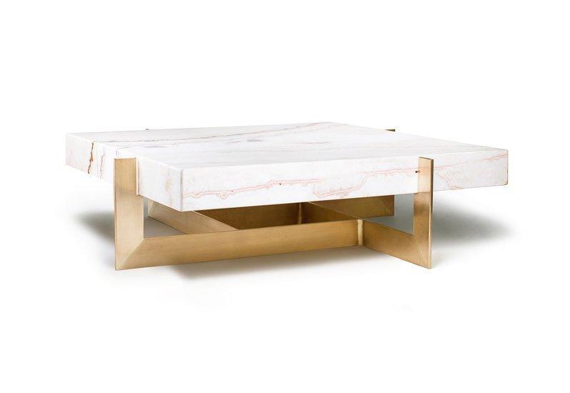 The Golden Rock Coffee Table In 2019 Retro Furniture Furniture