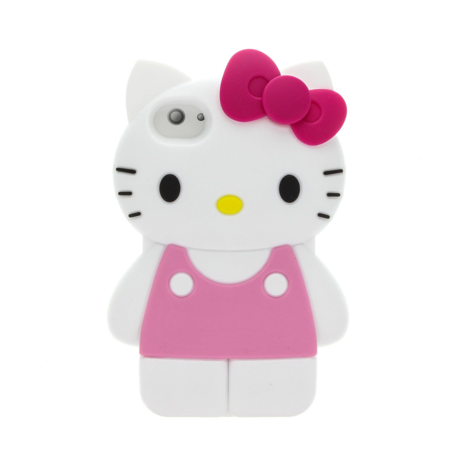 Hello kitty 3d phone cover iphone 4 compatible iphone