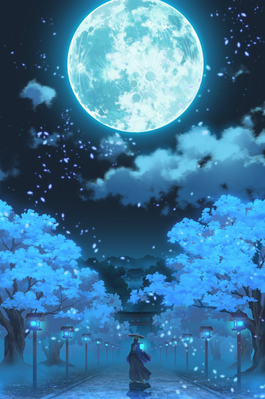 Art Image By Martina Prasnicki Anime Scenery Galaxy Wallpaper