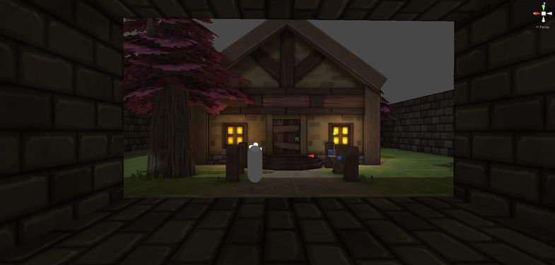 Asset Store - Medieval Toon House