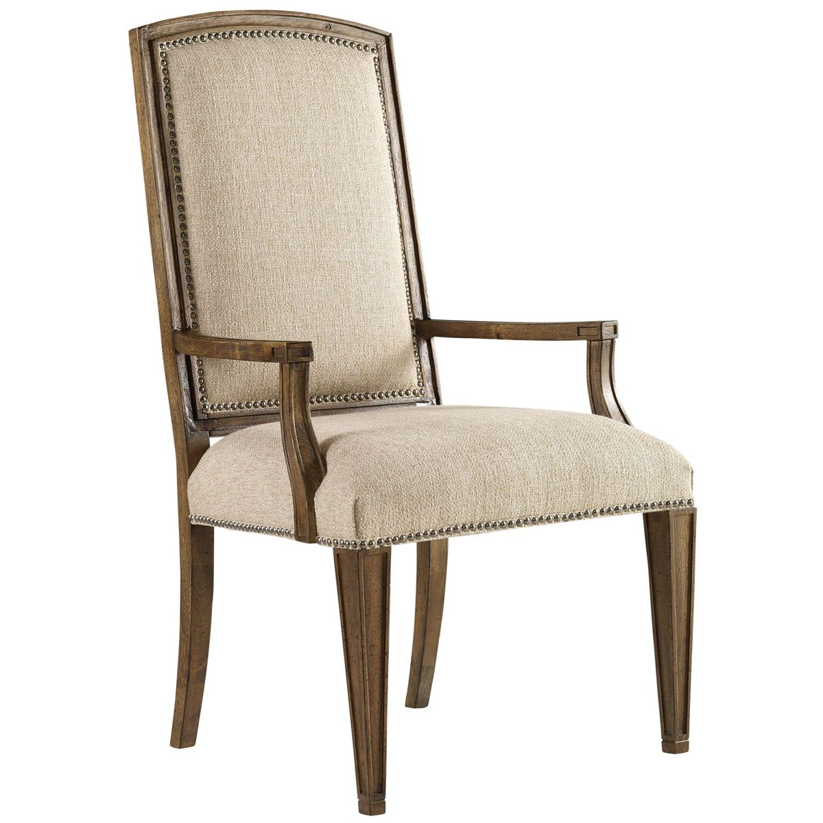 Delicieux Shop For Hooker Furniture Sanctuary Upholstered Arm Chair, And Other Dining  Room Chairs Furniture. Pursue Serenity At Home. Create Your Own Personal ...