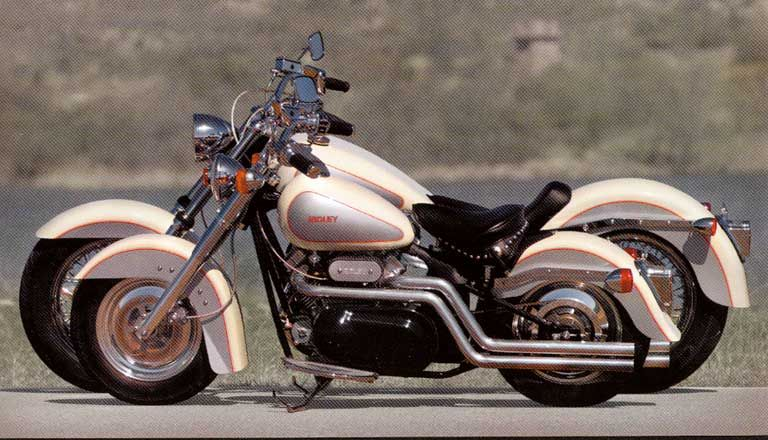 automatic transmission - motorcycle : v-twin forum: harley