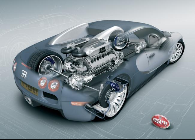 Motore Bugatti Veyron Interessante Nei Fatti E La Tecnologia Dietro Le Macchine Bugatti Veyron Fresco E Molto Sorp Bugatti Veyron Bugatti Cars Bugatti Engine