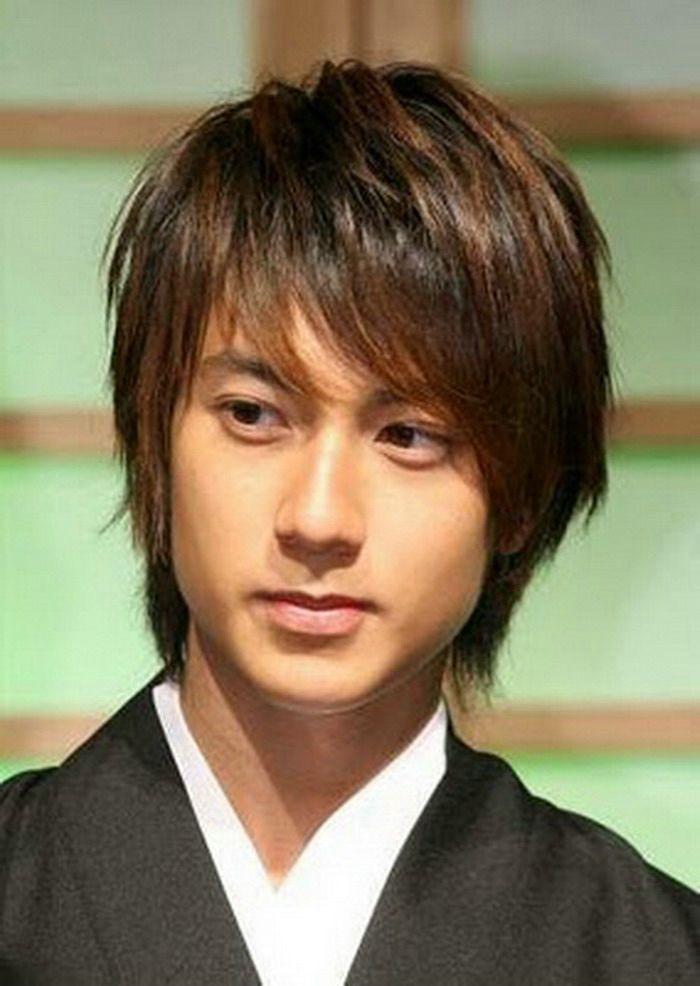 Korean Medium Hairstyles For Men 2014