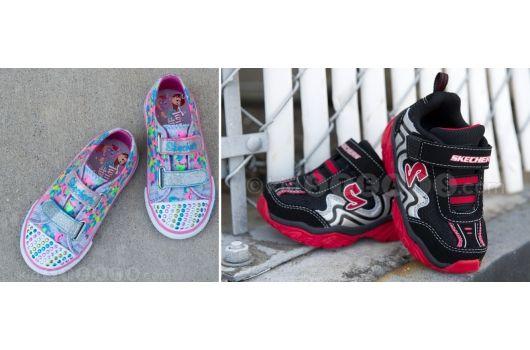 Skechers Shoes & Sandals 47-58% off on #kidsteals