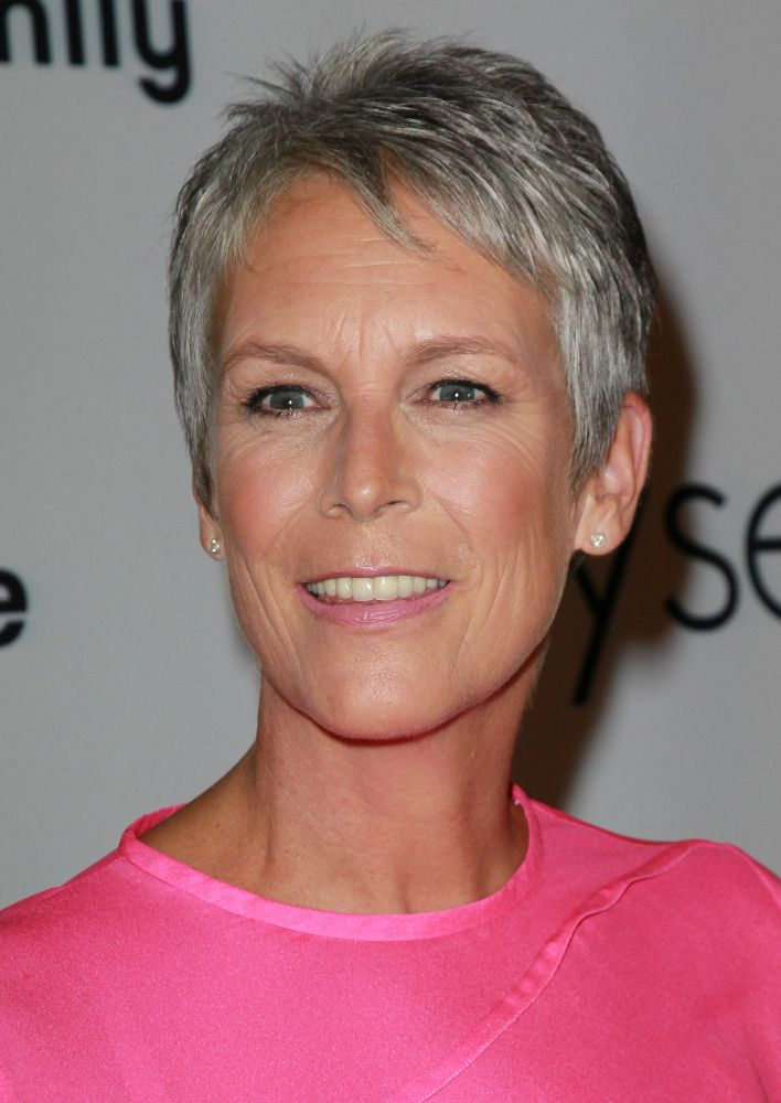 Jamie Lee Curtis at age 53. 50 Women Over 50 Who Have Aged