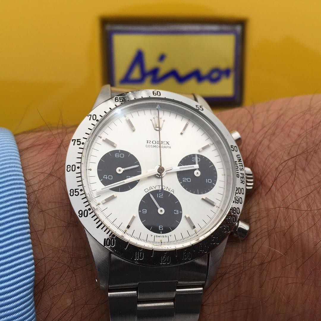 a364ebd3ce Rolex. A fine and rare stainless steel manual wind chronograph wristwatch |  TIME | Pinterest | Montre, Montre rolex and Pendule horloge