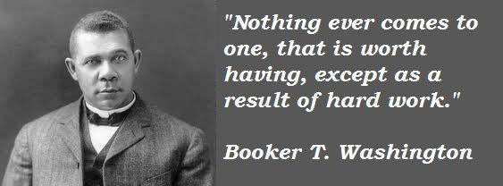 Booker T Washington Quotes Booker Twashington Quotes  Words  Pinterest  Quotation Verses .