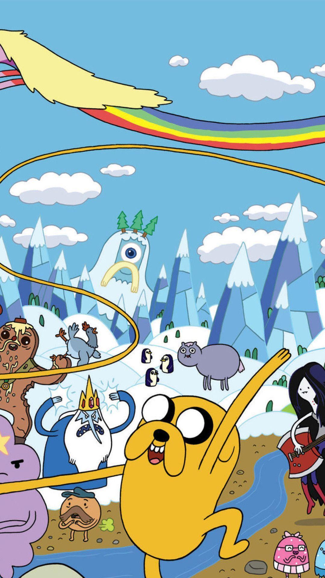 Aesthetic Adventure Time Wallpaper Download Adventure Time Wallpaper Adventure Time Iphone Wallpaper Iphone Cartoon