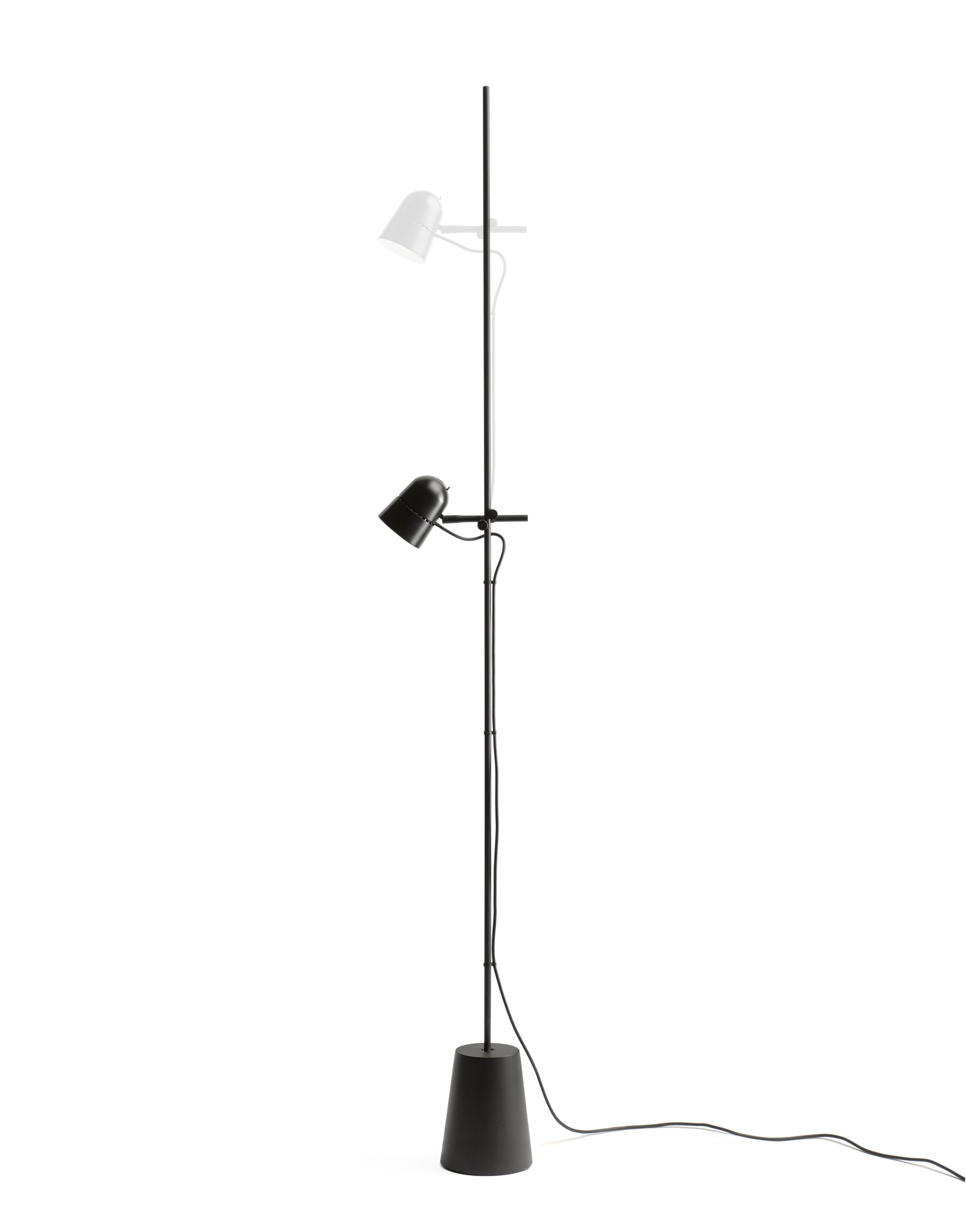 Floor Lamp Counterbalance Floor By Daniel Rybakken For Luceplan Spa Floor Lamp Flooring Floor Lamp Lighting
