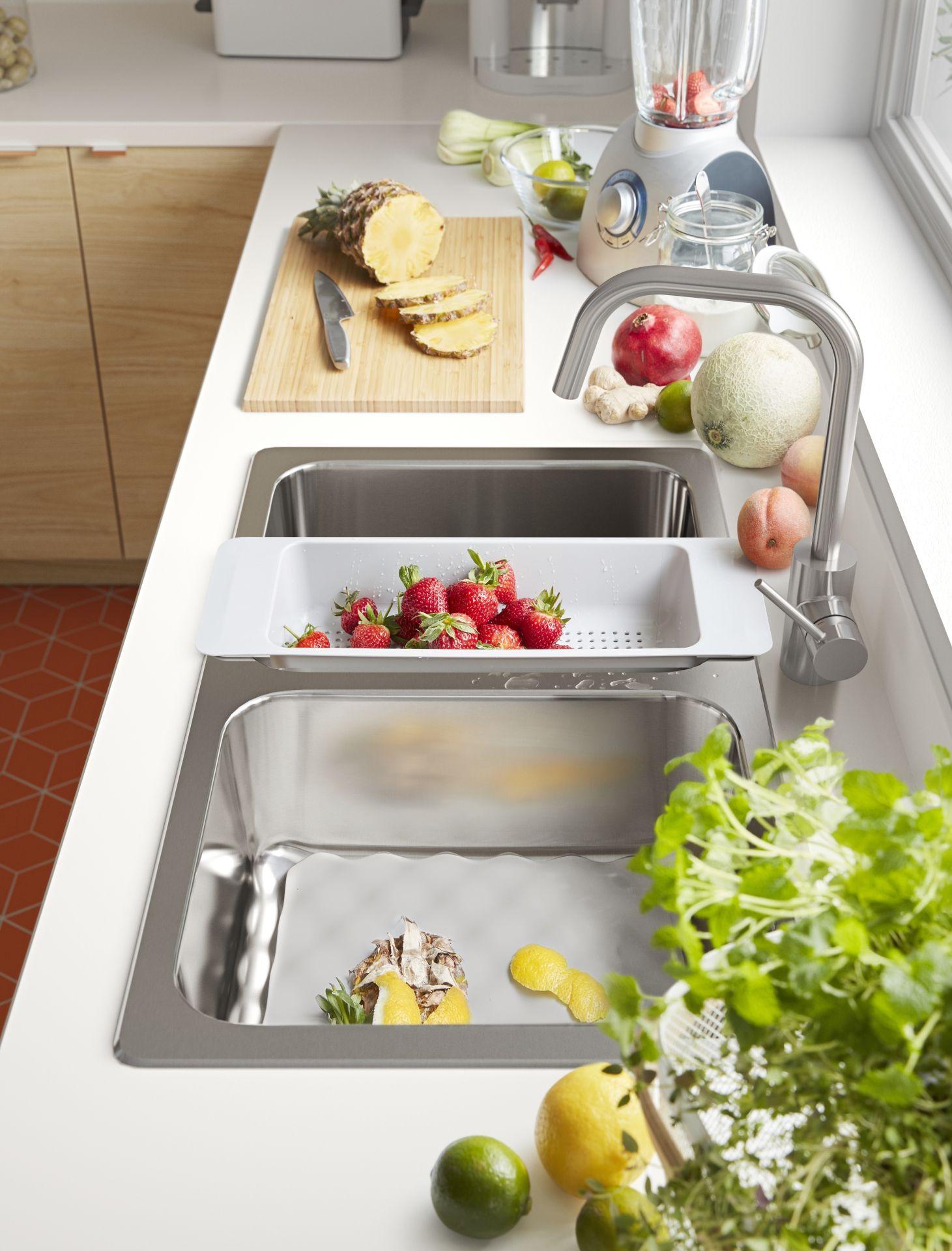 Ikea Küchenzubehör ikea deutschland die grundvattnet serie macht das spülen und