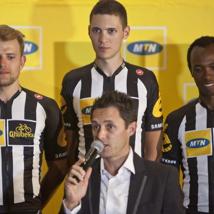 Congratulations Team MTN-Qhubeka on your Tour de France