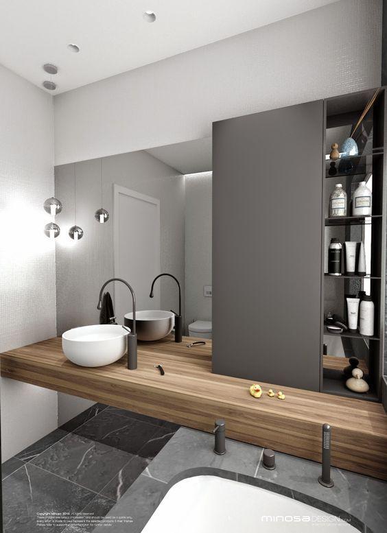 Botiquin Para Baño Moderno:Jacuzzi Pedestal Bathroom Sinks   BAÑOS ...