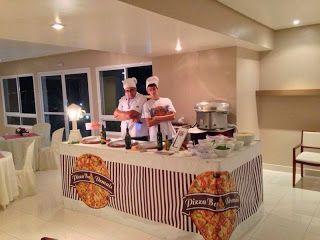 PIZZA BOA DEMAIS: Festa Mogi Home club Buffet PIZZA BOA DEMAIS.